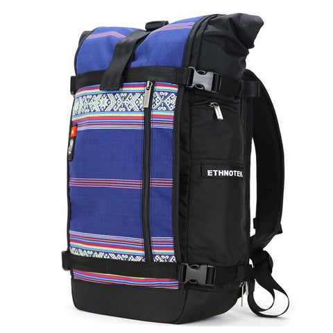 Vietnam 11 Raja Pack 30L, Backpacks, Socially responsible laptop and travel bags by ETHNOTEK