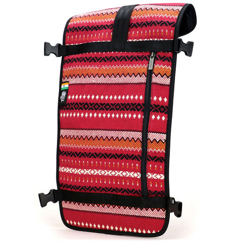 India 11 Raja Pack 30L THREAD, Backpacks, Socially responsible laptop and travel bags by ETHNOTEK