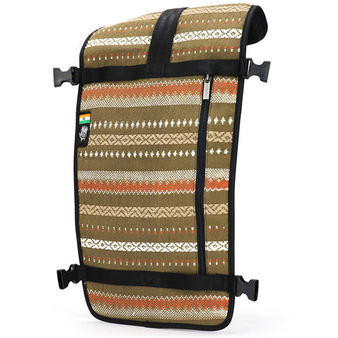 India 13 Raja Pack 30L THREAD, Backpacks, Socially responsible laptop and travel bags by ETHNOTEK