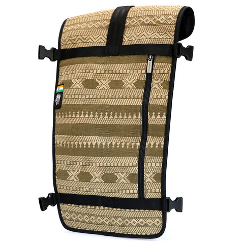 India 16 Raja Pack 30L THREAD, Backpacks, Socially responsible laptop and travel bags by ETHNOTEK