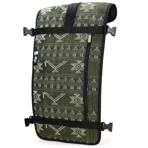 India 19 Raja Pack 30L THREAD, Backpacks, Socially responsible laptop and travel bags by ETHNOTEK