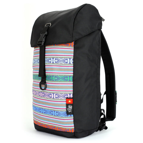 Vietnam 12 Setia Backpack, Backpacks, Socially responsible laptop and travel bags by ETHNOTEK