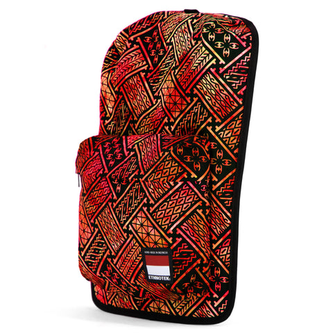 Indonesia 7 Wayu Thread, Threads, Socially responsible laptop and travel bags by ETHNOTEK