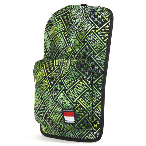 Indonesia 8 Wayu Thread, Threads, Socially responsible laptop and travel bags by ETHNOTEK