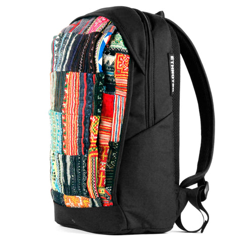 Vietnam 2 Classic Style Wayu Pack, Wayu Pack, Socially responsible laptop and travel bags by ETHNOTEK