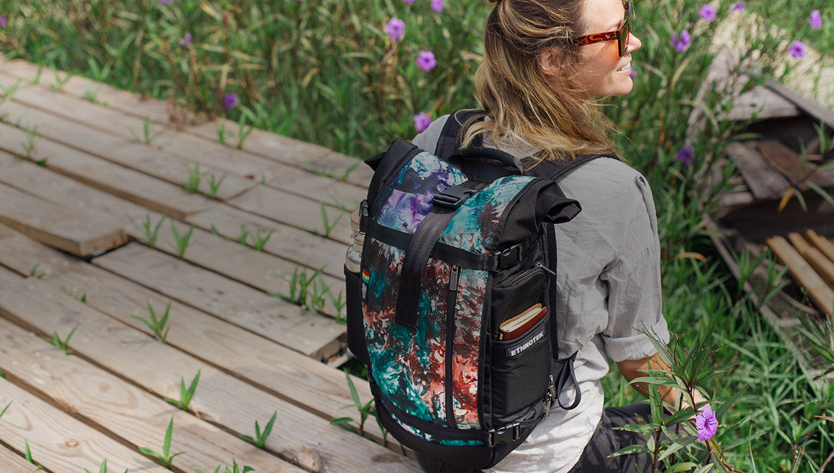 CLICK TO EXPLORE TRAVELING BACKPACKS