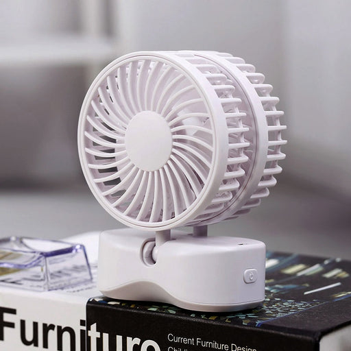 Double Air Conditioner - USB Chargable