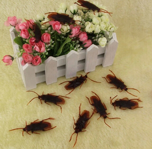 Fake Cockroach Halloween Decoration