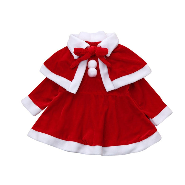 Girls Christmas Costume Party Robes