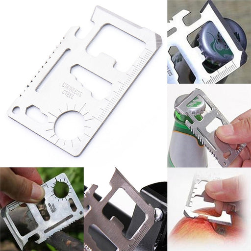 Credit Card Multi-Tool