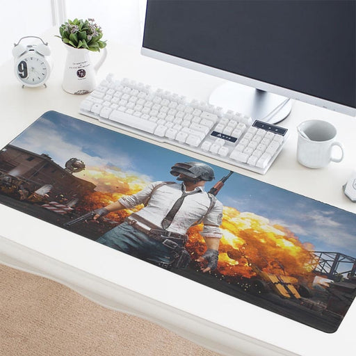 Large Gamer's Office Desk Mouse Pad
