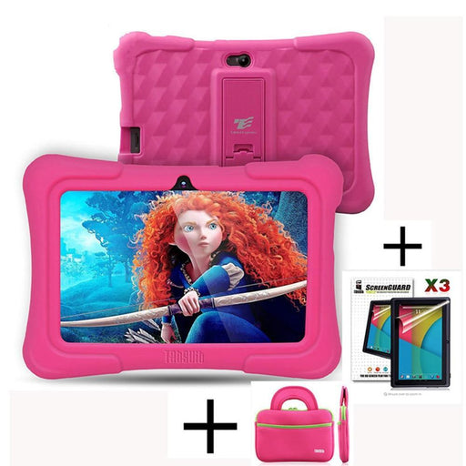 7 inch Kids Tablet Quad Core Android 5.1 + Screen Protector