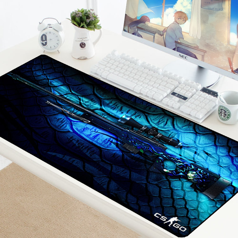 Large Office Desk Gamer's Mouse Pad
