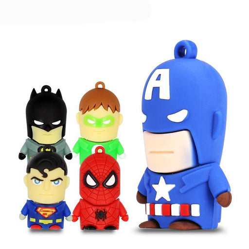 Super Hero USB Flash Drive