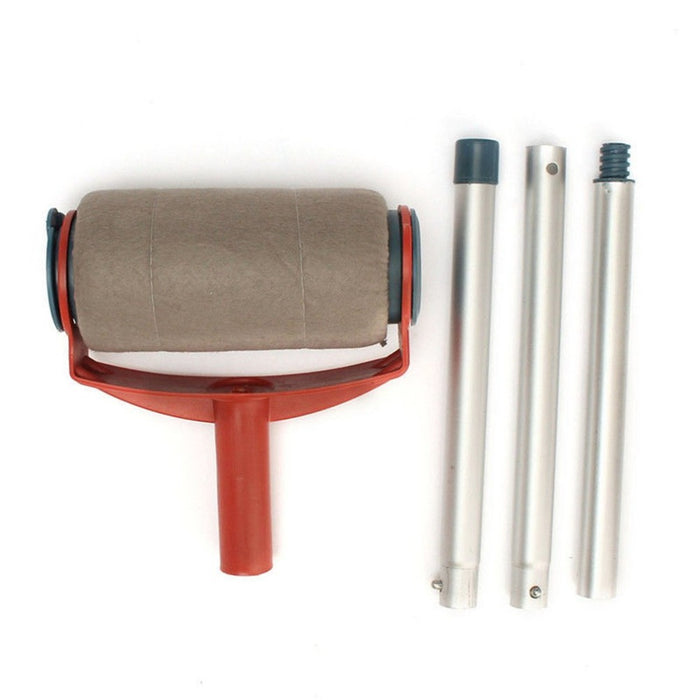 Paint Accessories Multifunctional Home Use Wall Decorative Roll Paint DIY Easy to Use Paint Brush Tool