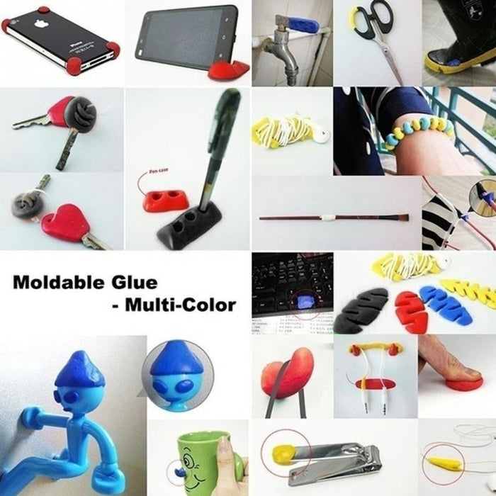 3-Piece Moldable Glue