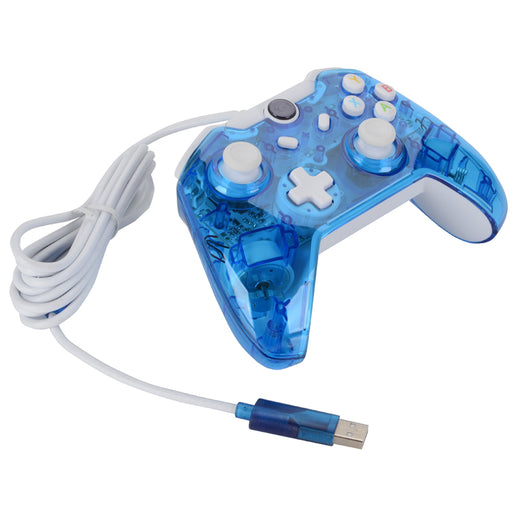 2M USB Wired Gamepad Controller Compatible with Microsoft Xbox One & PC Computer