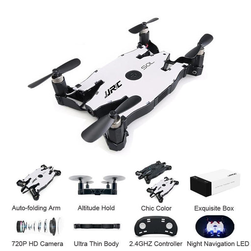 Foldable Pocket Drone