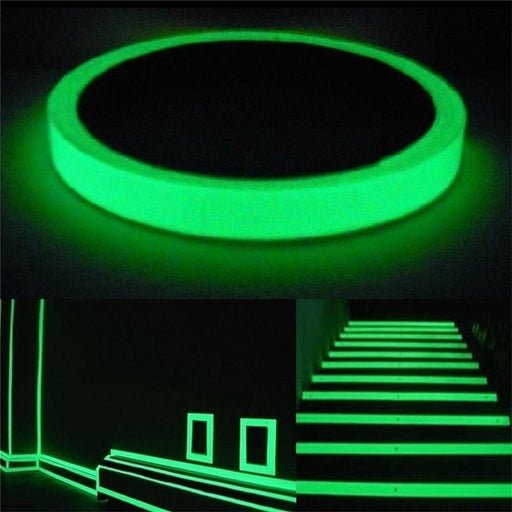 Glow In The Dark Tape Ribbon