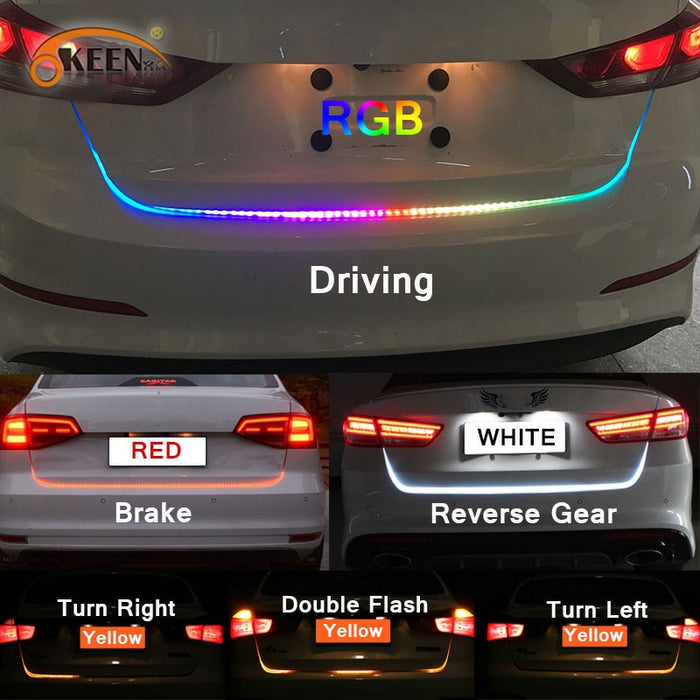 Car Trunk LED Flow Light