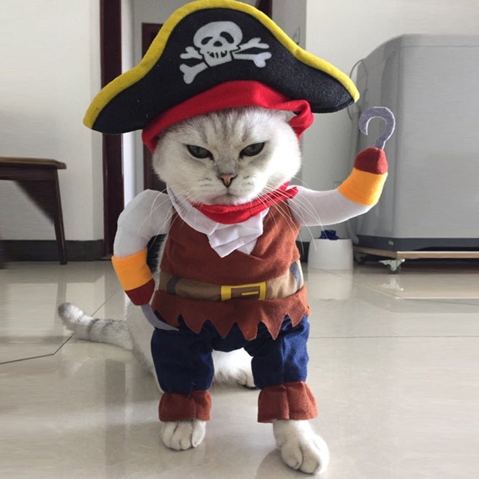 Pirate Pet Halloween Costume