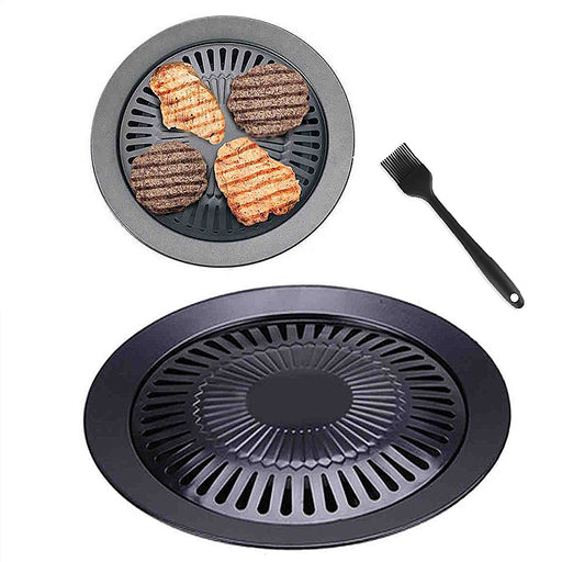 Portable Non-Stick Barbecue Grill