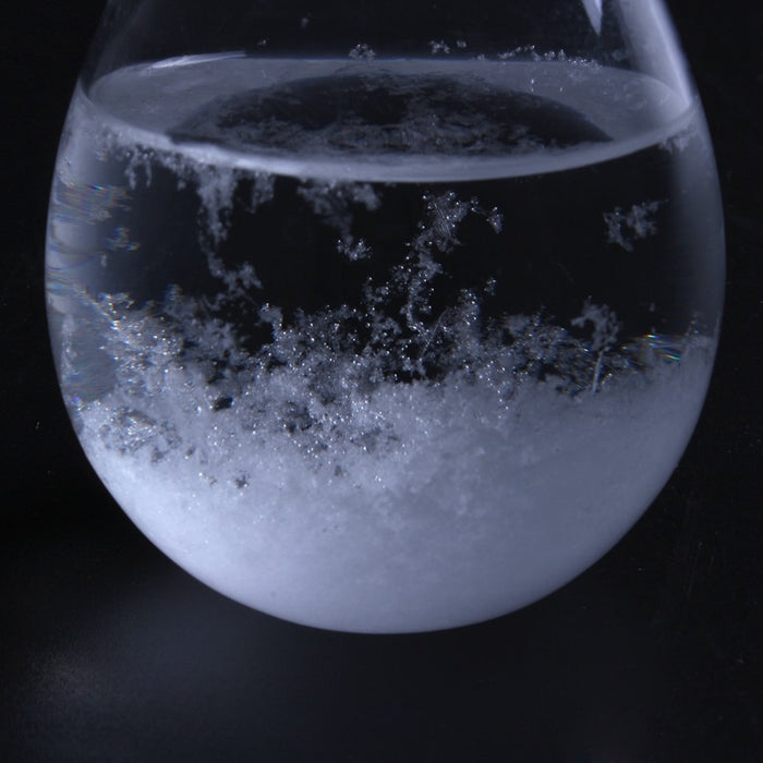 Storm Crystal Glass Water Drop