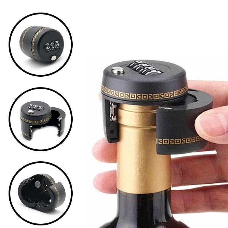 Smart Lock Bottle Protection
