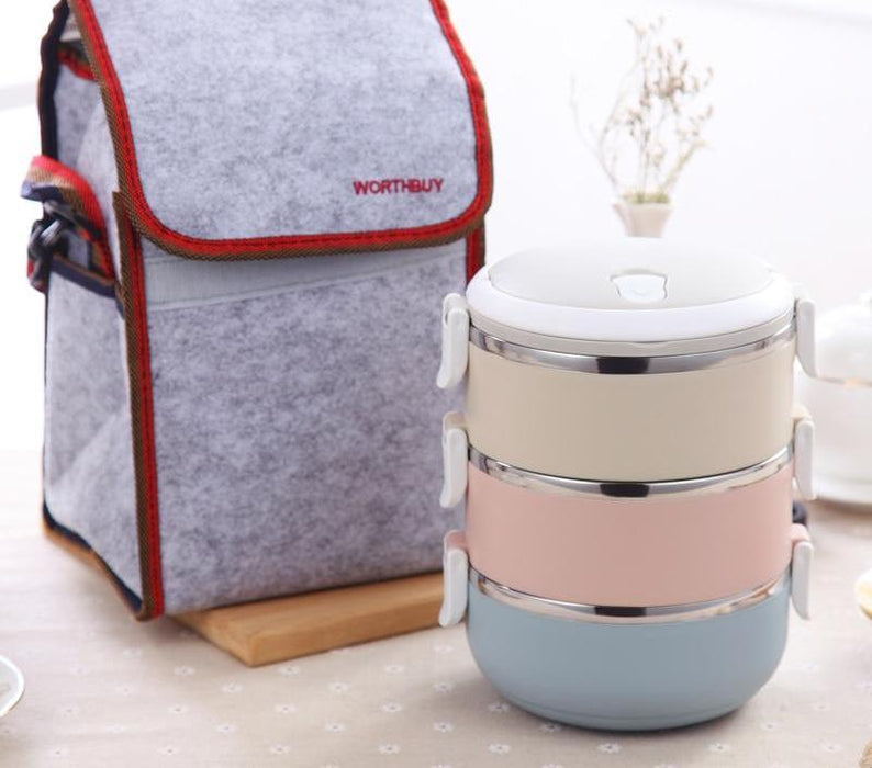 Thermal Big Capacity Lunch Box