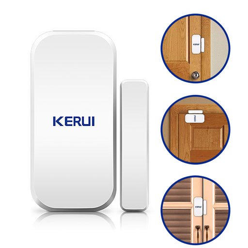 Wireless Door and Window Magnet Sensor