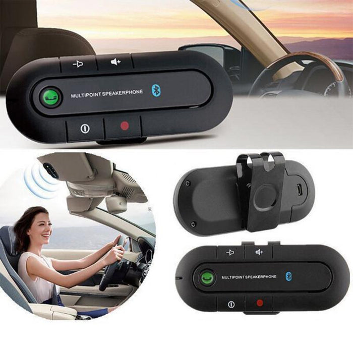 Bluetooth Handsfree Car Speaker