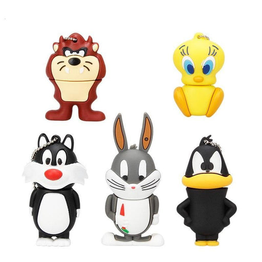 High Speed USB 3.0 Cartoon Series USB Flash Drive