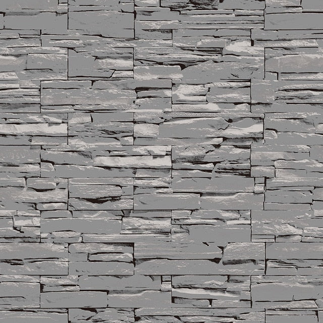 Modern Brick 3D Wallpaper