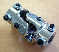"Universal Joint 3/4""DD to 3/4""DD - Nickel Plated"