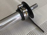 BILLET STEERING COLUMN FOR HOLDEN EH and EJ (for Steering Box or Front Mount Rack)