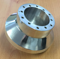 BILLET STEERING HUB FOR FALCON FG - RACING HUB