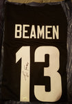 "Jamie Foxx 'Willie Beamen' Autographed Jersey ""Any Given Sunday"" w/COA"