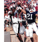 Alan Zemeitis 8x10 Framed Photo with COA Penn St PSU 3x All Big Ten