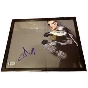 Chris O'Donnell Robin Autographed 8x10 Framed Photo COA NCIS LA Batman