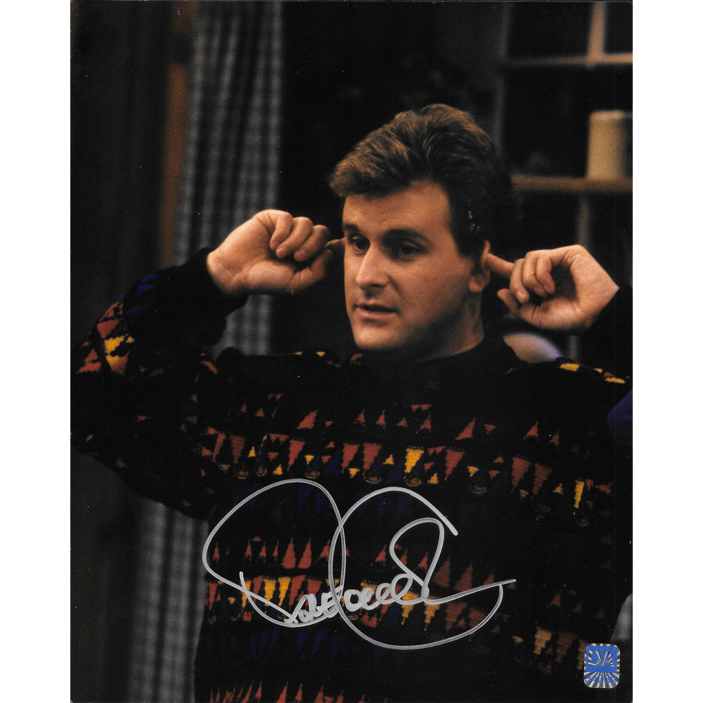 Dave Coulier Autographed 8x10 Picture Framed COA Uncle Joey Full House