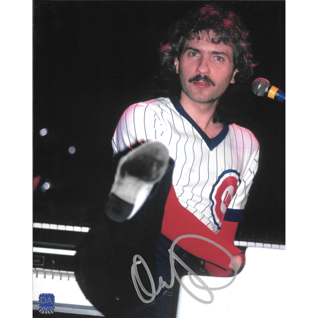 Dennis DeYoung Autographed 8x10 Picture COA Lead Singer The Band Styx