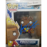Franz Drameh Autographed Legends Of Tomorrow Pop Vinyl Figure COA