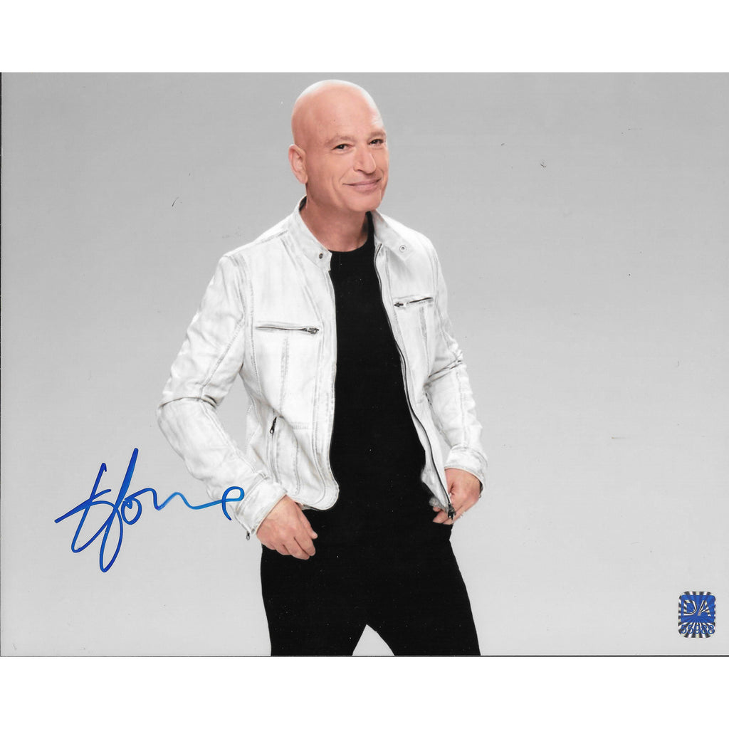 Howie Mandel Autographed 8x10 Framed Picture with COA Deal Or No Deal