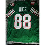 Jerry Rice Autographed College Jersey PSA DNA Miss Valley St 49ers