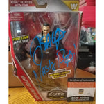 Jerry Sags 'The Nasty Boys' Autographed WWE Action Figure COA