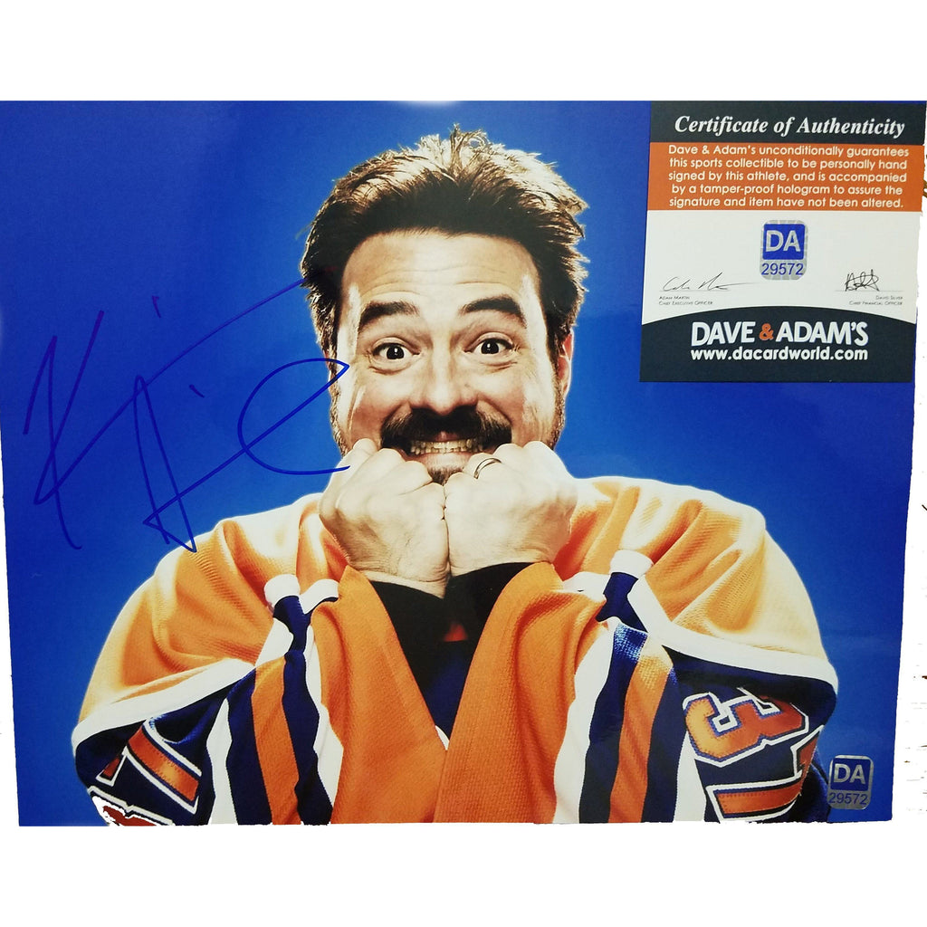 Kevin Smith 8x10 Autographed Picture COA with Frame Director Silent Bob