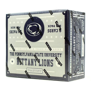 Penn State 24 Pack Hobby Box 2 Autographs Or Memorabilia Cards Per Box