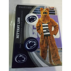 Penn State PSU Panini Collegiate Edition Sealed Team Sets