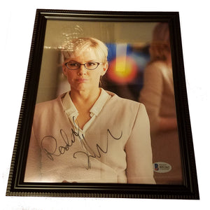 Rachael Harris Autographed 8x10 Framed Photo COA Lucifer Linda Martin