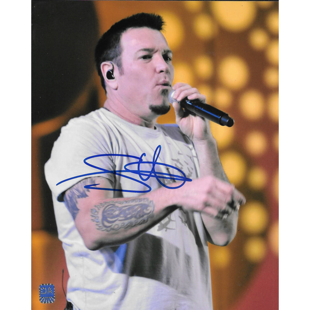 Steve Harwell Autographed 8x10 Framed Picture with COA Smashmouth